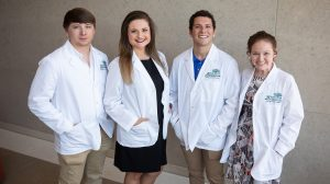 Four UM Students Accepted into Rural Physician Scholarship Program
