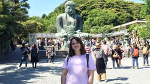 UM Student Broadens Horizon with Year in Japan