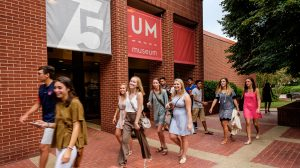 UM Museum Named to List of 51 'Most Astounding University Museums'