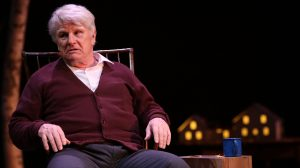 Famed Actor Stars in Production of 'Robert Frost: This Verse Business'