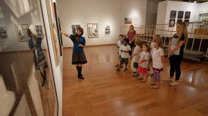 UM Museum Gears Up for Busy Fall Programming