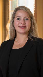Blair McElroy Named Senior International Officer at UM