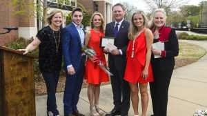 Alumna Creates Scholarship, Commits to Mentoring Students