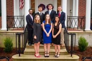 Seven UM Freshmen Named 2018 Stamps Scholars