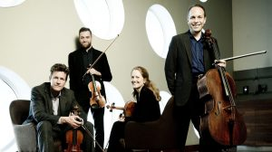 St. Lawrence String Quartet to Perform at Ford Center