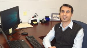 Alireza Asiaee Joins Chemical Engineering Department