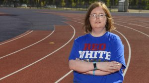 Battling Brain Tumors, UM Alumna Embodies 'Never Quit' Spirit