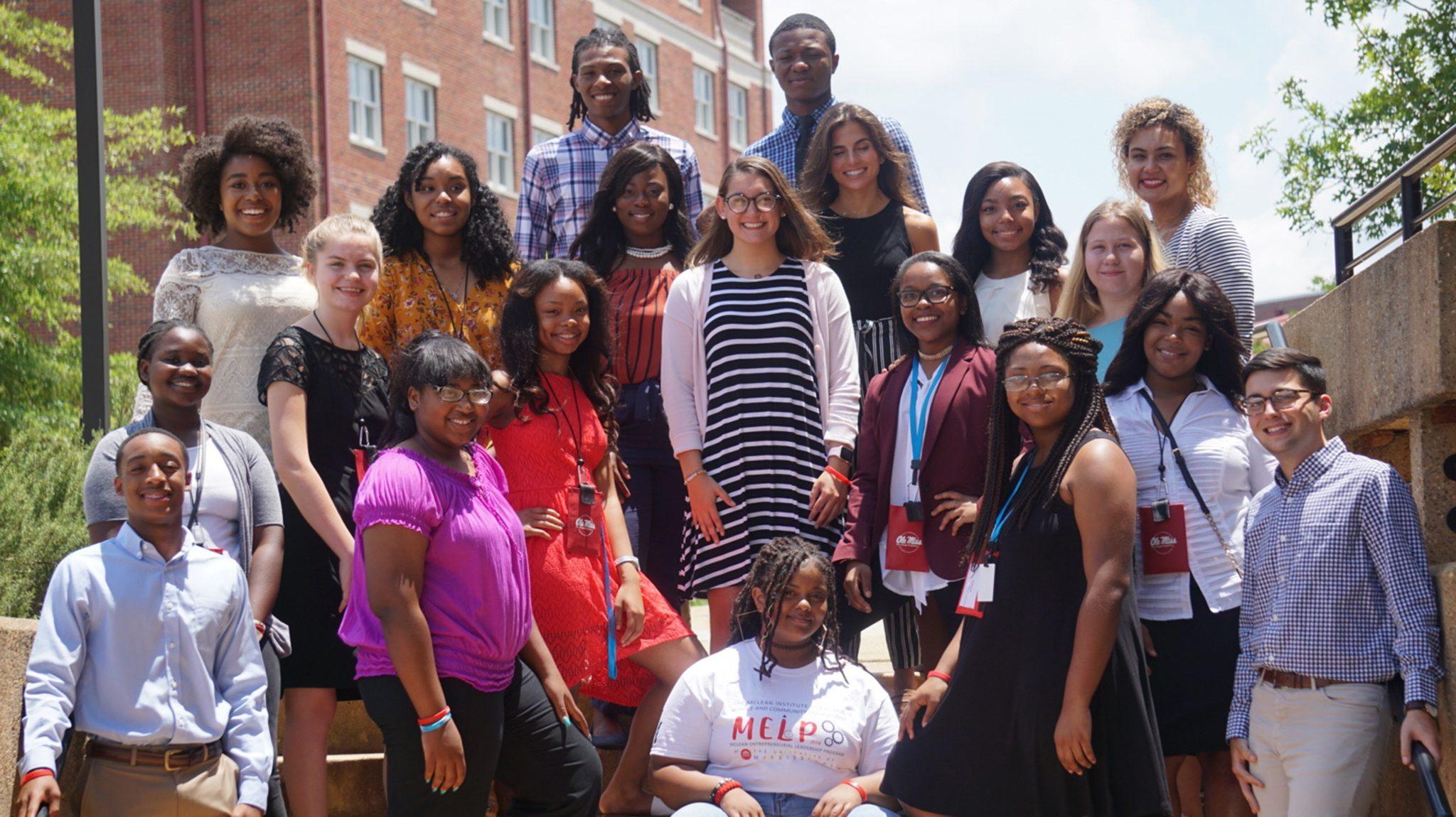 mclean institute expands summer entrepreneurial leadership program ole  news