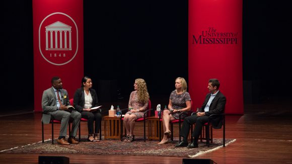 Powerful Conversations, Emotions Shared at UM Event on Hazing