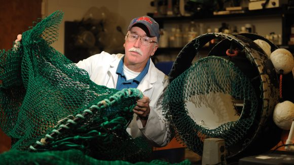 Scientist Invents Device to Improve Fishery Operations