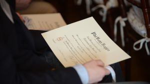 Phi Beta Kappa Chapter Receives National Recognition