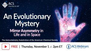 UM Professor Part of Upcoming American Chemical Society Webinar