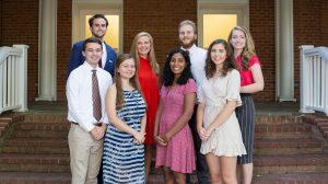 Eight UM Students Earn Prestigious Croft Scholarships