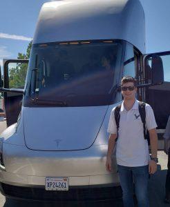 UM Senior Completes Coveted Internship with Tesla Motors - Ole Miss News