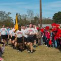 UM Cadets Ready to Run in Egg Bowl Tradition