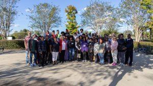 UM Group, Community Members Visit Lynching Memorial