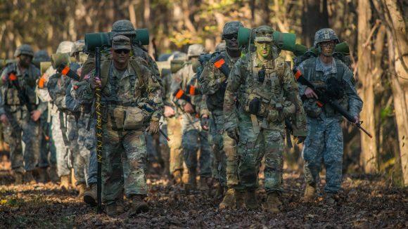 Ole Miss Army ROTC Turns 100