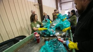MICHAEL NEWSOM: Green Grove Volunteers Grab Tons of Recyclables Each Year