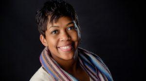 Shaquinta Morgan Named Outstanding Young Alumna