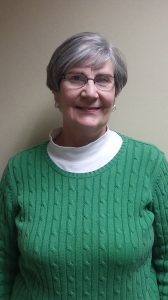 Meet Theda Russell, November's Staff Member of the Month