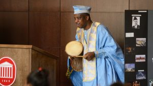 Music Professor Receives Prestigious International Fellowship
