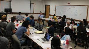 BioMolecular Sciences Advocacy Council Enhances Student Experience
