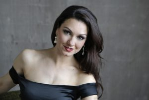 Acclaimed Mezzo-soprano to Perform and Coach Young Singers at UM