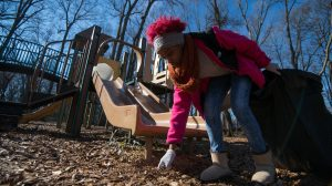 Students Spend MLK Day Serving in New Albany
