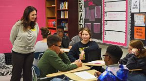 Collaboration Aims to Improve Middle School Writing