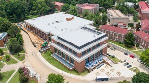 Student Union Renovation and Expansion Project Near Completion