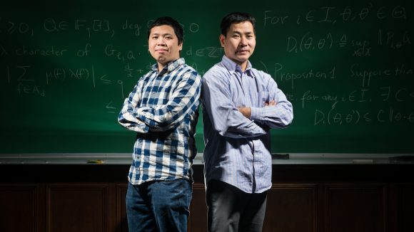 Two Math Champs = Win for Ole Miss