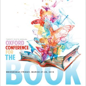 Oxford Conference for the Book Welcomes Authors for 26th Year