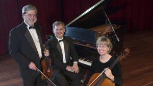 Oxford Piano Trio Celebrates 30 Years of Performance, Friendship