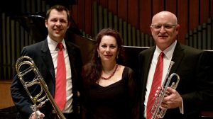 Brass and Ivory Trio Explores a Less Traditional Combination
