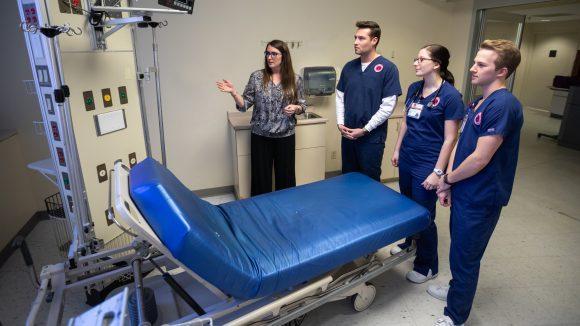 Burgeoning School of Nursing Program Increases Reach