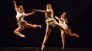 Dance Company Celebrates Modern Dance with 'Calling Terpsichore!'