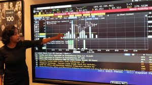 Bloomberg Terminal Offers Hands-on Experience for UM Business Majors