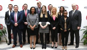 Students Chosen for Inaugural Business Law Fellowship Program