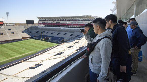 Rebels Help Satisfy Yen for American Football