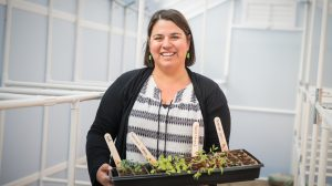 Greenhouse Brings New Learning Experiences to Willie Price