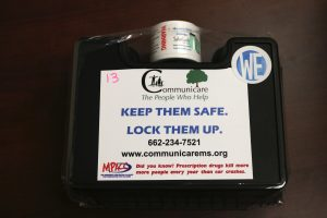 Lockboxes Available to UM Students for Prescription Medications