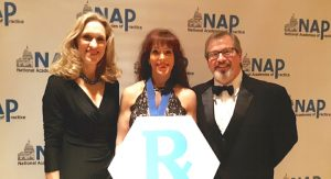 Three Pharmacy Faculty Honored by National Health Care Association