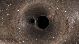 Truth of Black Holes Topic of April Science Cafe