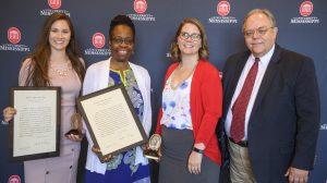 UM Spotlights Service with Sullivan, Community Engagement Awards