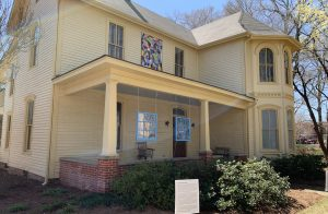Museum Completes New Walton-Young House Art Installation