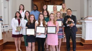 Nutrition and Hospitality Management Celebrates Student Success