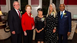 Five School of Law Alumni Inducted into Hall of Fame