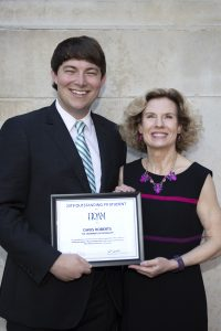 UM Students Sweep Statewide Public Relations Awards