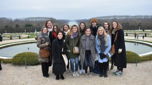 Students Experience Study Abroad Trip to Paris