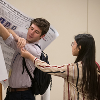 Research Day Encourages Collaborative Endeavors